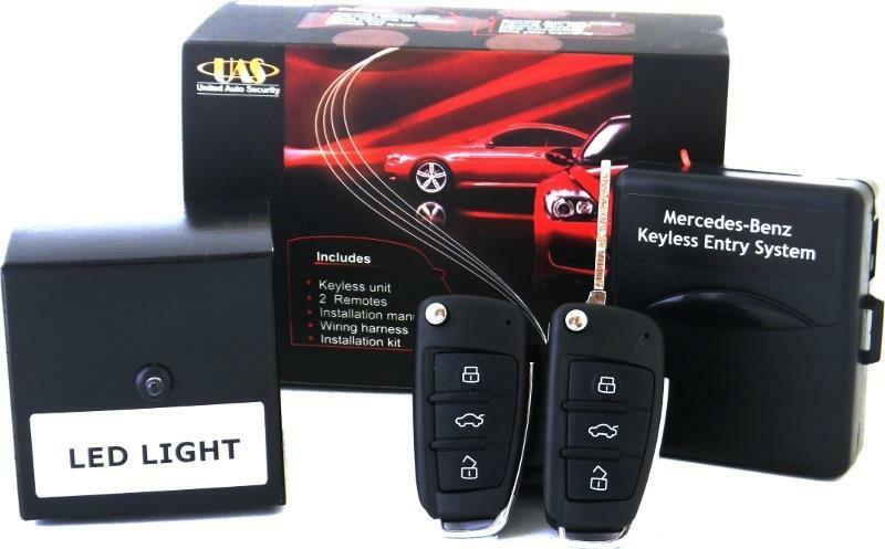 Keyless entry for mercedes benz e class w210 96 02 e320 for Mercedes benz c300 aftermarket accessories