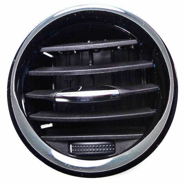 vauxhall corsa d 2007 2014 heater air vent outer japan black new genuine ebay. Black Bedroom Furniture Sets. Home Design Ideas