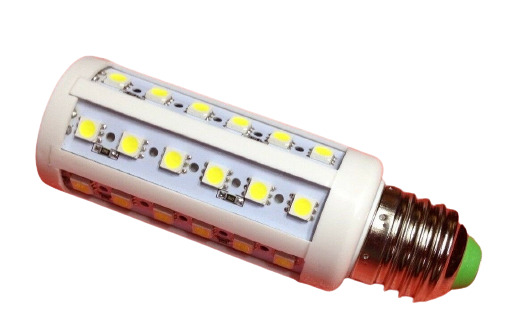 LED 10W 12V DC Corn Light Bulb Lamp E27 E26 Screw Base ...