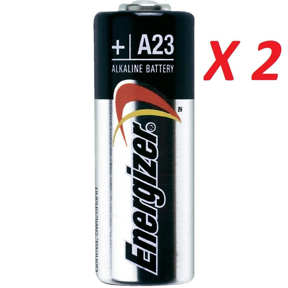 2 x energizer a23 12v batterie 23a lrv08 mn21 e23a k23a ebay. Black Bedroom Furniture Sets. Home Design Ideas