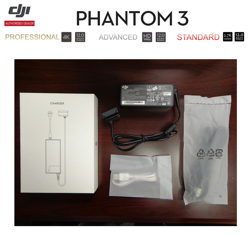 dji phantom 3 pro adv sta rc drone 57w battery charger ac power supply usa ca 6958265117671. Black Bedroom Furniture Sets. Home Design Ideas