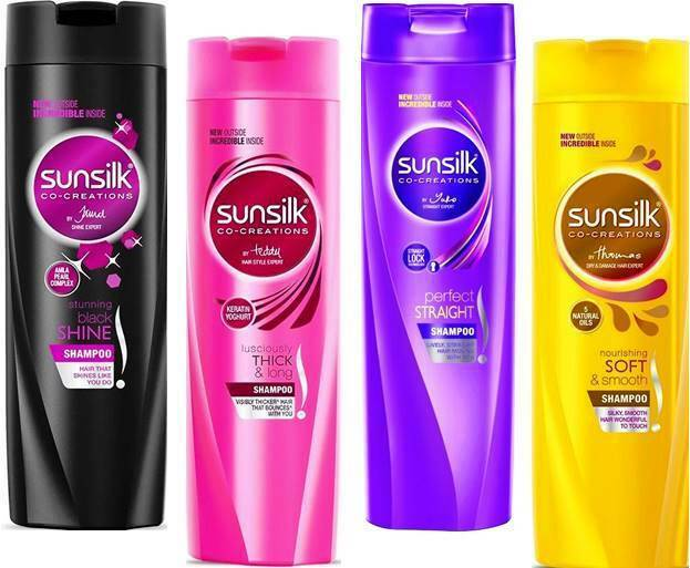 sunsilk hair styles sunsilk shampoo 80 ml choose from black pink purple 5867
