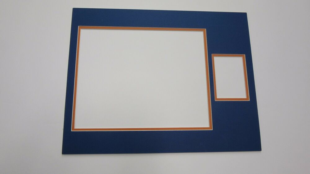 Picture Frame Mat 11x14 For 8x10 Photo And Sports Card