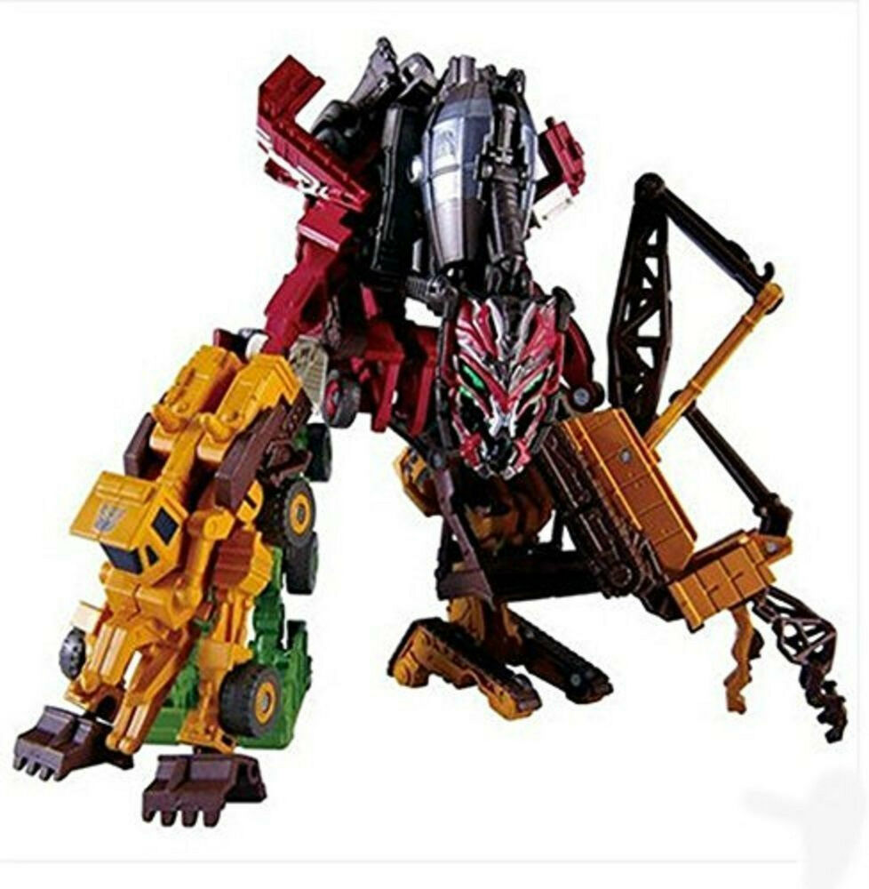 Toy For Ages Five To Seven : Devastator advanced robots transformers movie ages