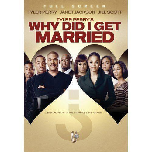Why Did I Get Married - Tyler Perry Janet Jackson Jill ...