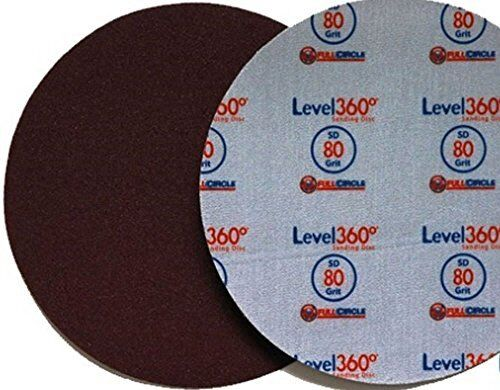 full circle level 360 sanding discs 5pk for radius 360 multiple grits available ebay. Black Bedroom Furniture Sets. Home Design Ideas