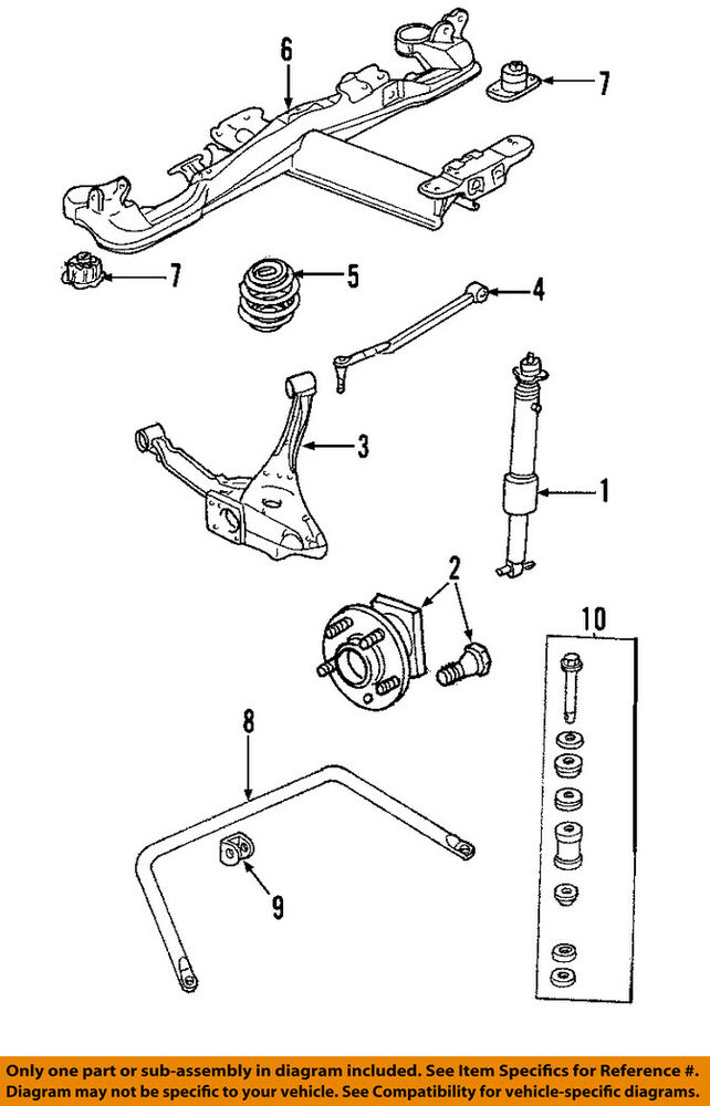 Gm Oem Stabilizer Sway Bar
