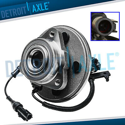 Front Wheel Bearing Hub for 2006-10 Ford Explorer Mercury Mountaineer 4.0L 4.6L