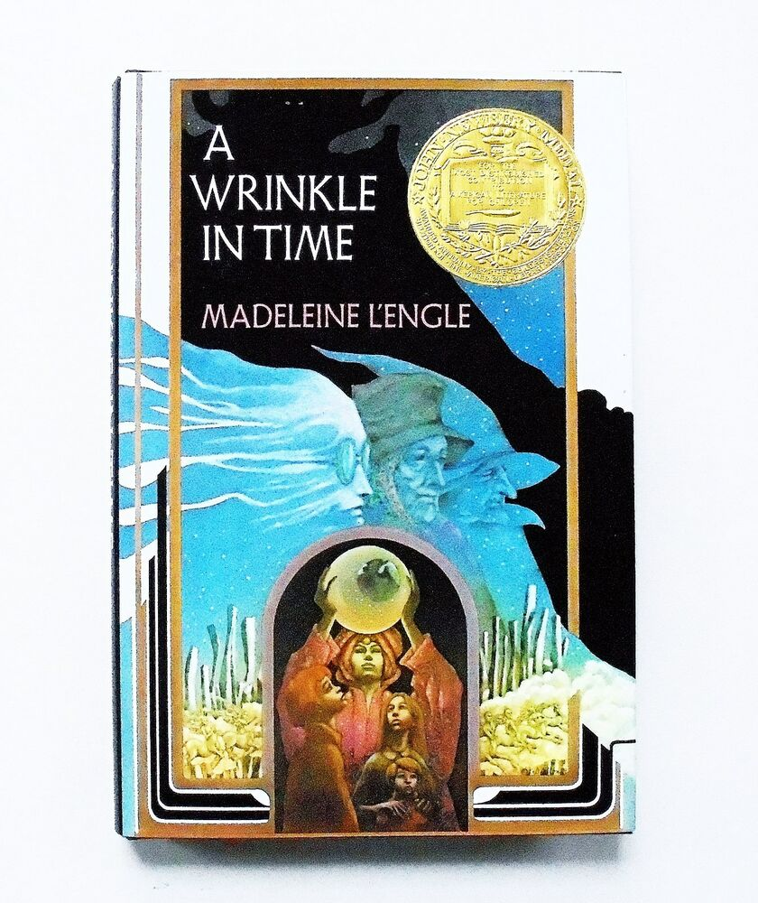 Book summary a wrinkle in time