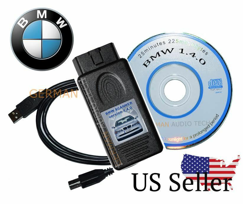 Bmw Diagnostic Code Reader Scanner 1 4 0 E36 E46 E39 E38