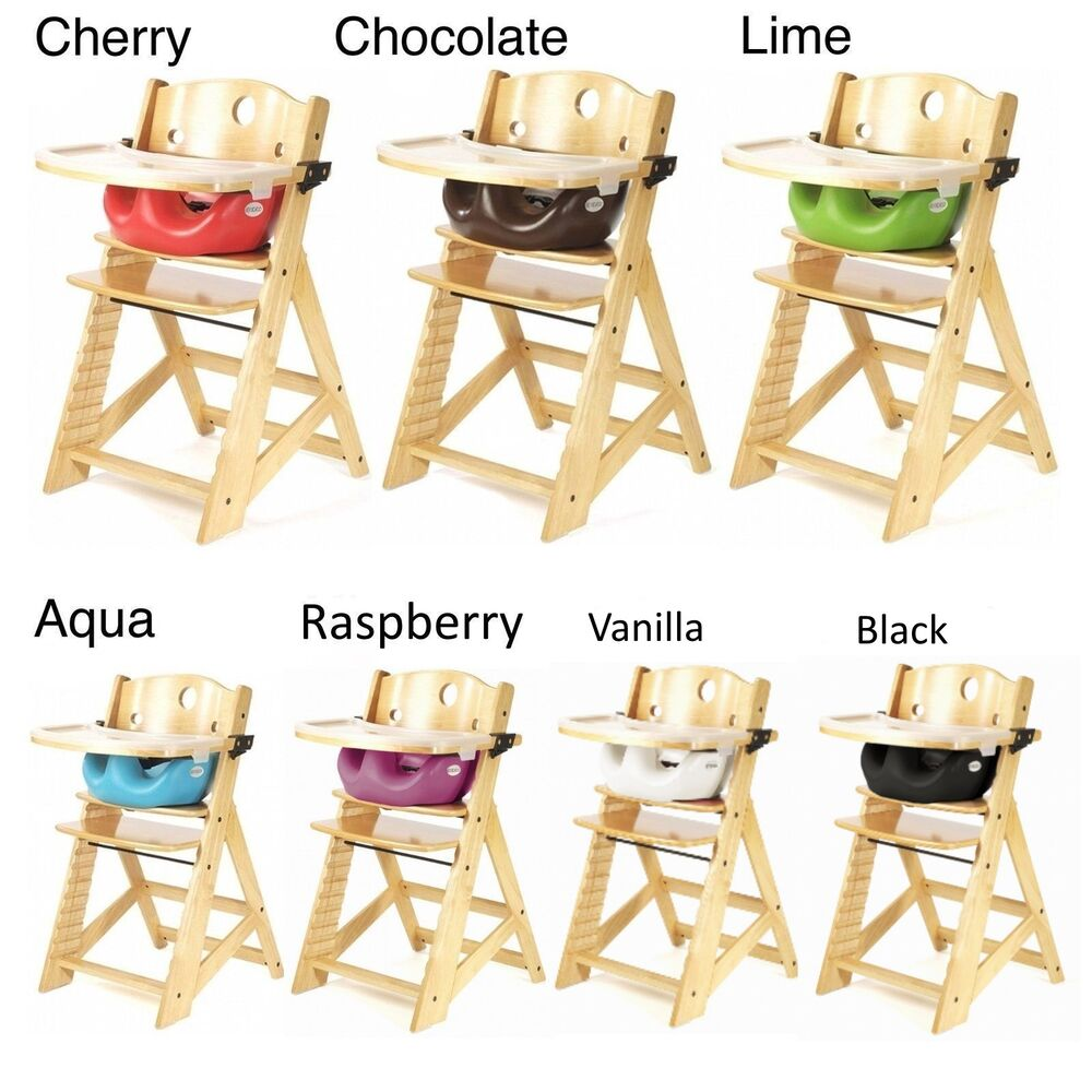 NEW Height High Chair With Infant Insert And Tray Tray Cover EBay