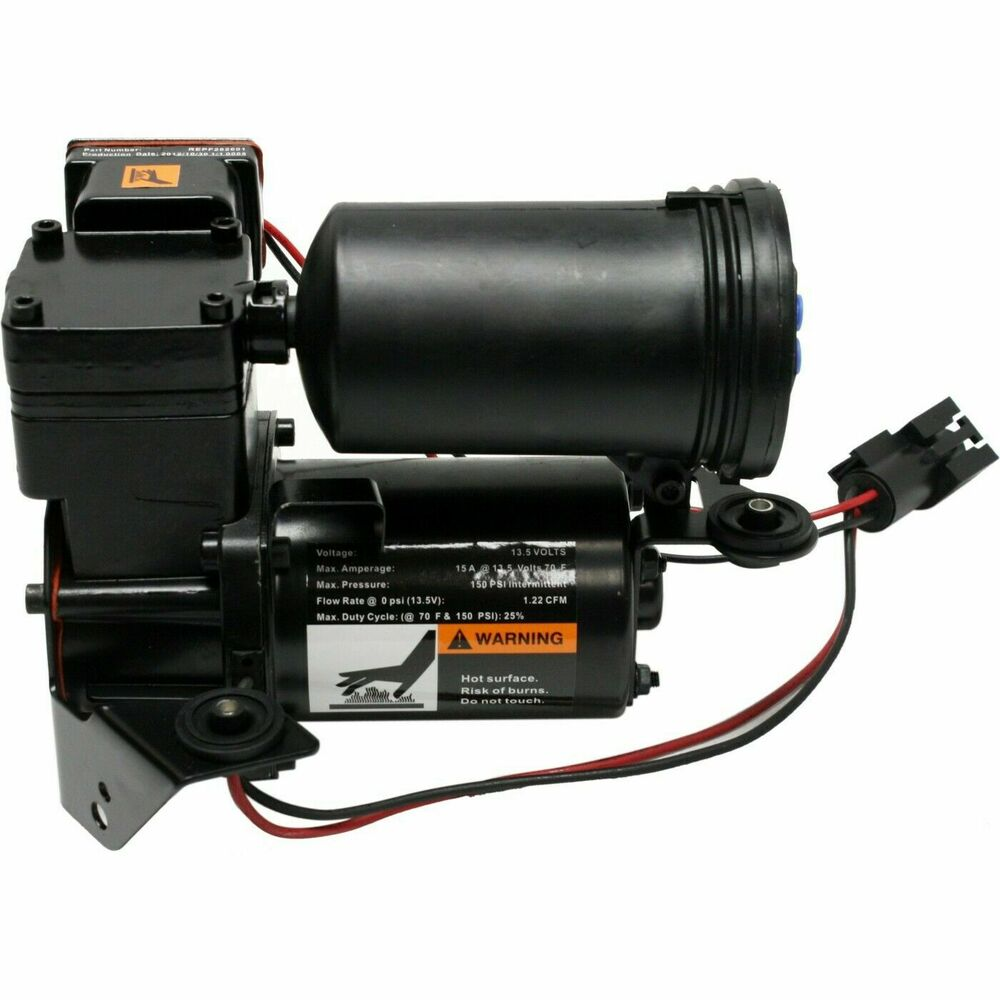 New Air Suspension Compressor For Ford Expedition Lincoln Navigator 1998
