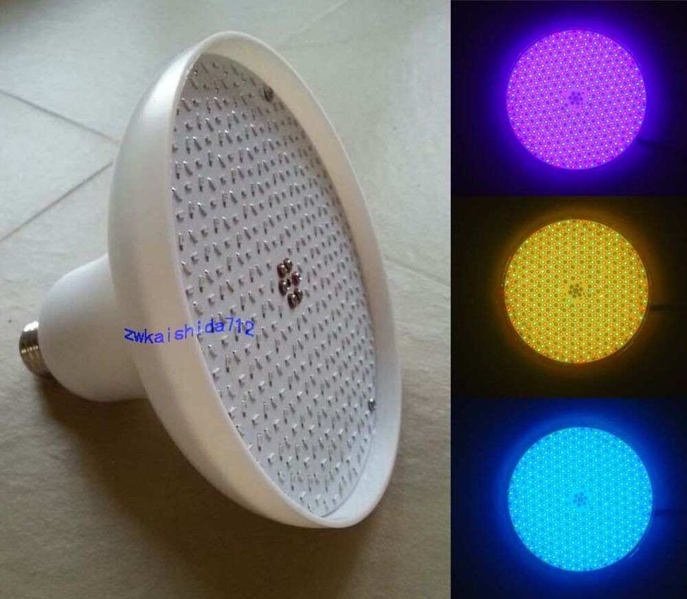 Underwater Led Pool Light 18w 30w 33w 12v Rgb