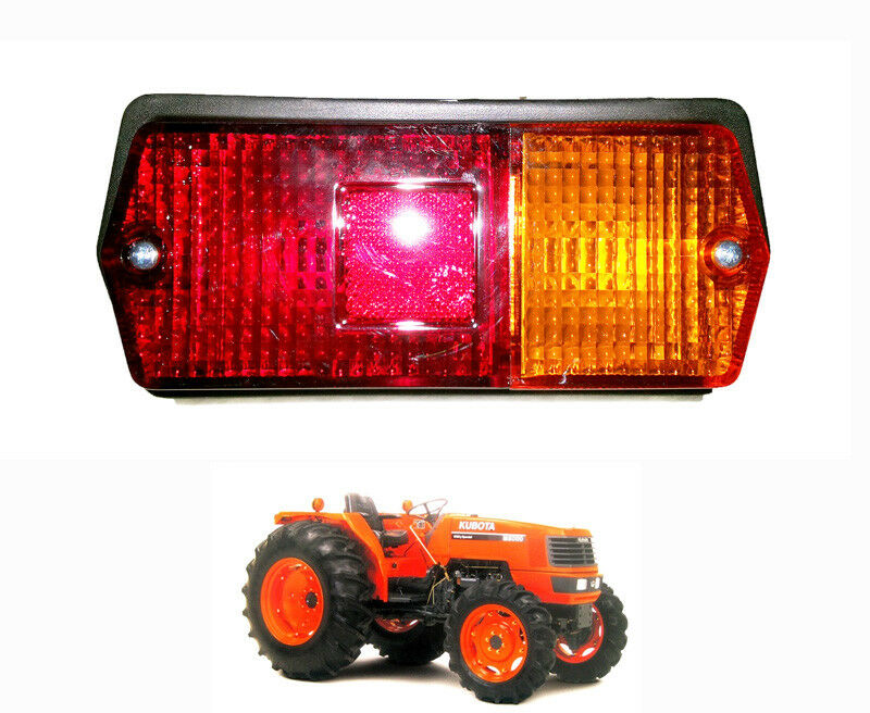 Kubota Tractor Headlight : Use for kubota tractor m right side tail