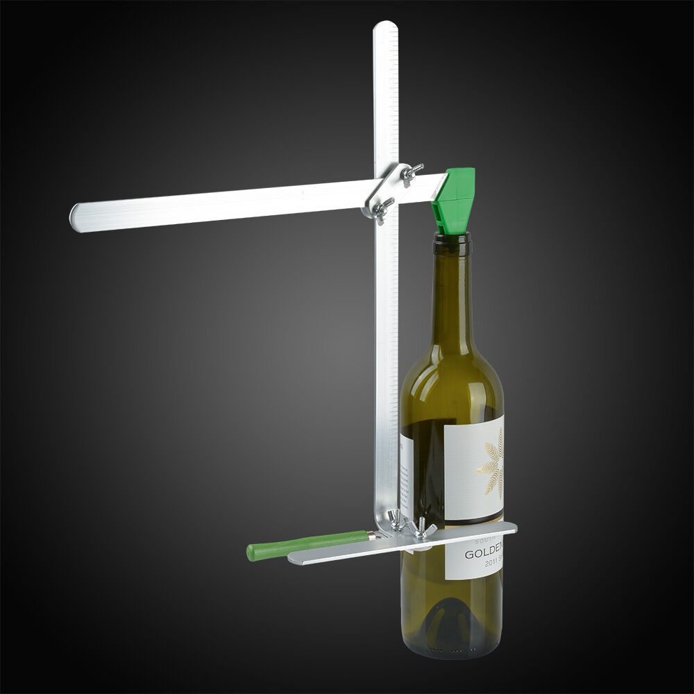 Hot glass wine bottle cutters recycles cutting tool for Glass cutter for wine bottles