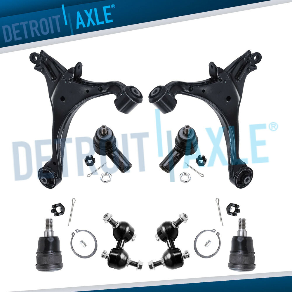 Front Suspension: Brand New 8pc Complete Front Suspension Kit For 2001-2005