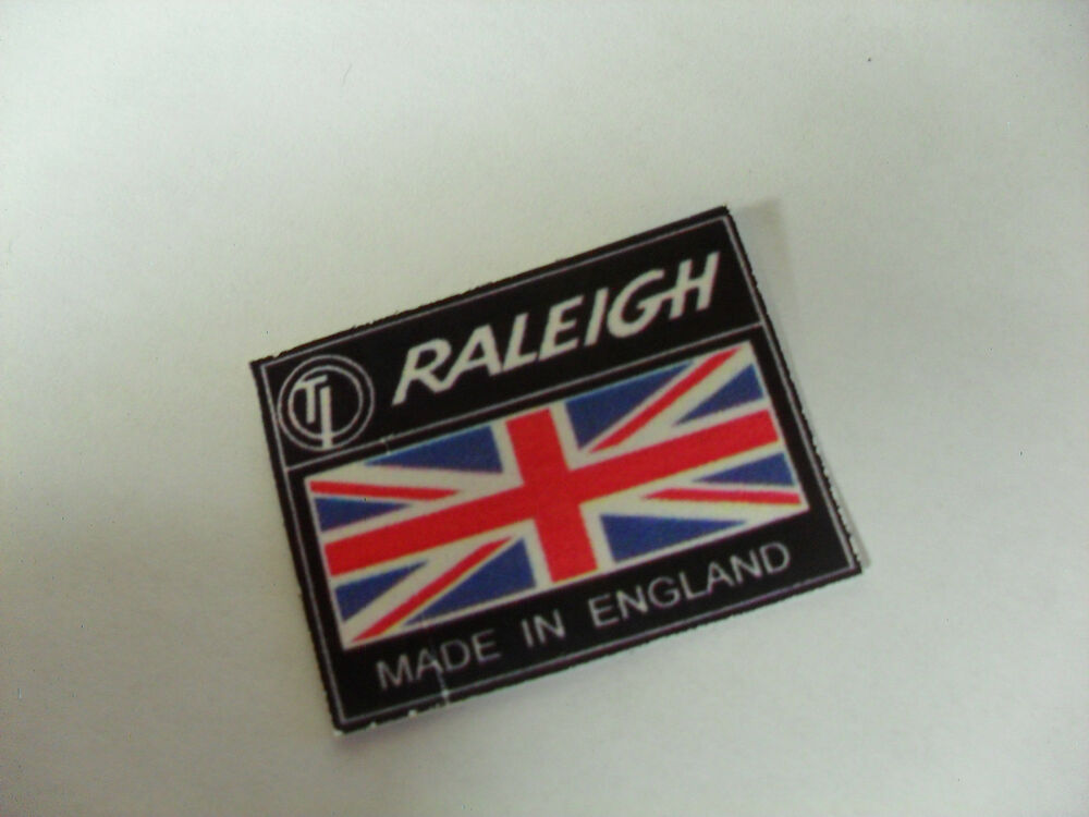TI Raleigh Made in England Reproduction Decal Sticker Raleigh Chopper Grifter