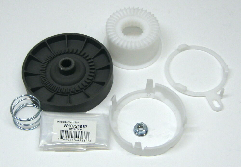 Washer Cam Pulley Splutch Kit For Whirlpool W10721967