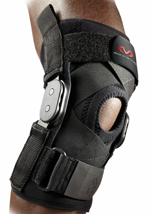 Brace Your Eyes The Most Beautiful Women On Earth: MCDAVID 429RX Knee Brace W/ PSII Hinges & Cross Straps