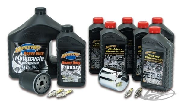 Replacement Kit Engine Exchange Primary Candles Harley