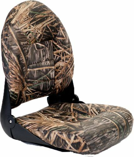 Tempress Navistyle High Back Seat Mossy Oak Shadowgrass