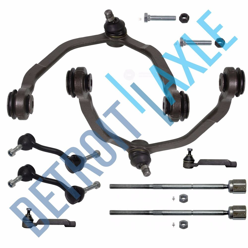 1993 Ford Thunderbird Exterior: Brand New 8pc Complete Front Suspension Kit 1993
