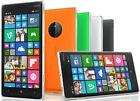 Nokia Lumia 830 10MP GSM AT&T Unlocked 16GB Smartphone White/Black/Orange/Green