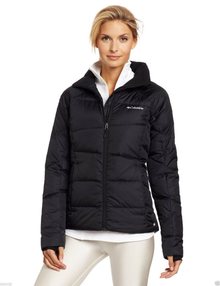 NWT COLUMBIA WOMENS MADRAUNE DOWN OMNI HEAT JACKET SIZE SMALL FAST SHIPPING | EBay