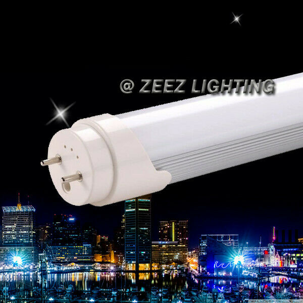 T8 Light Fixture 2ft: T8 2FT 9W Daylight Cool White LED Tube Light Bulb