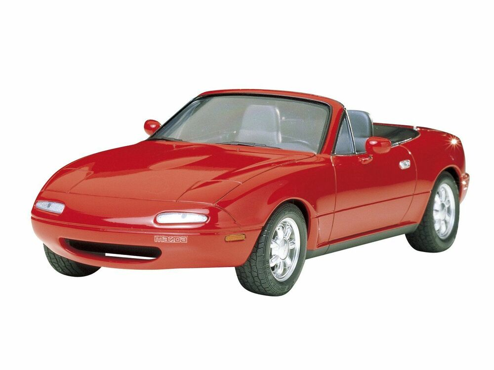 tamiya 1 24 mazda mx 5 miata model kit 24082 ebay. Black Bedroom Furniture Sets. Home Design Ideas