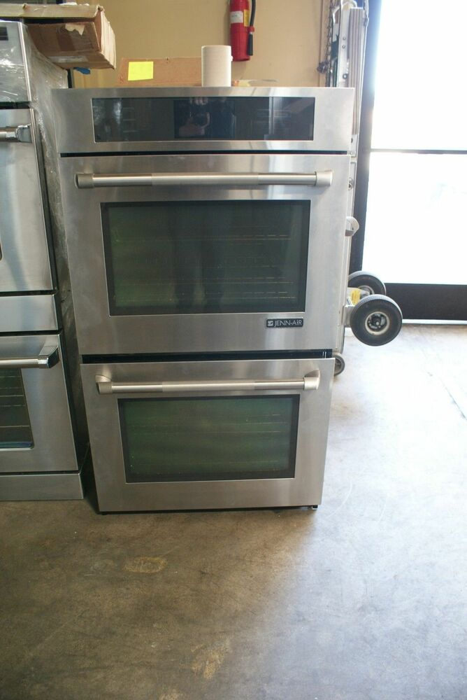 Jenn Air Pro Style 30 Quot Convection Double Oven Jjw3830wp Ebay