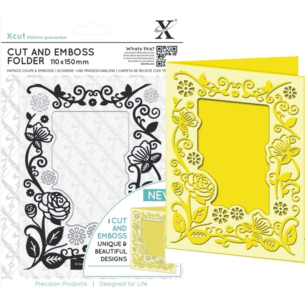 Do Crafts Cut And Emboss Folders