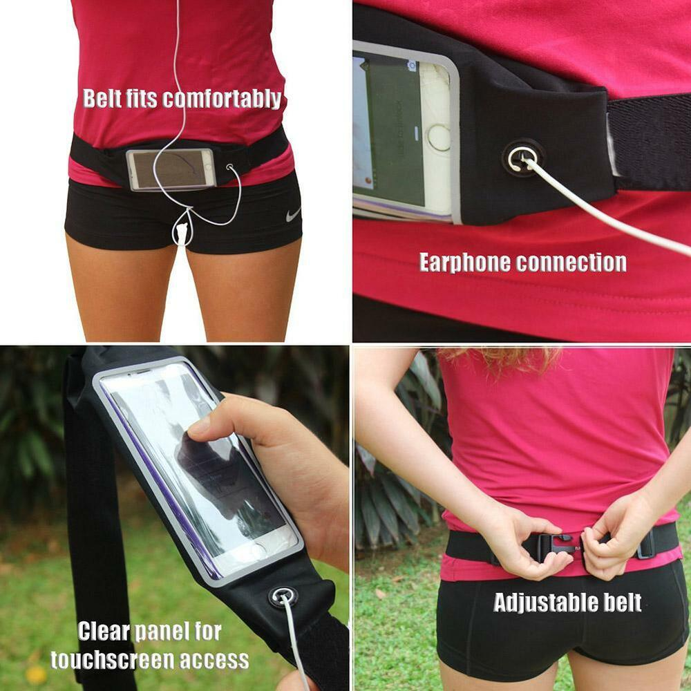 5 5 Quot 4 7 Quot Mobile Phone Holder Sport Running Gym Waist