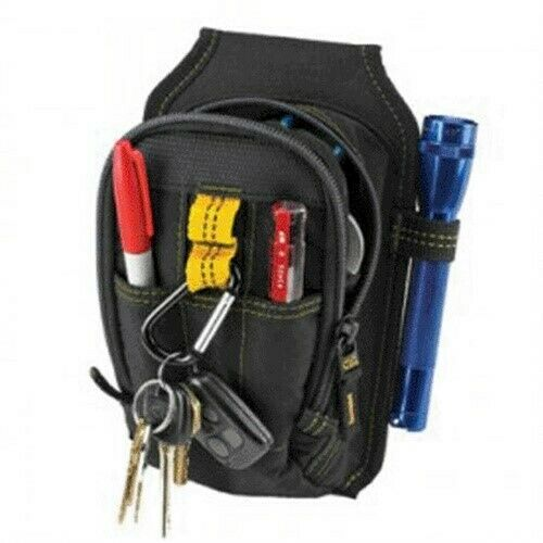 9 Pocket Carry All Tool Pouch No 1504 Custom Leathercraft