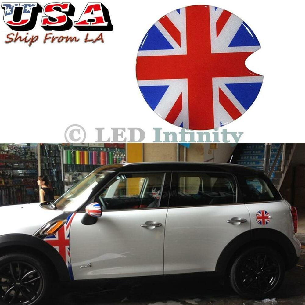 1pc union jack uk flag pattern vinyl sticker decal for. Black Bedroom Furniture Sets. Home Design Ideas