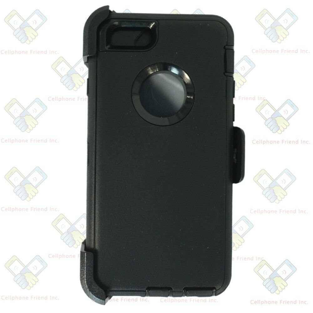 Iphone  Otterbox Defender Belt Clip