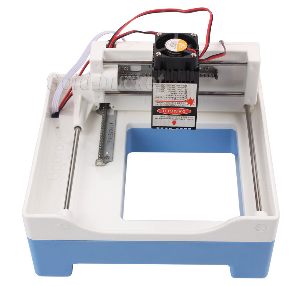 mini diy usb laser engraving machine 2000mw graviermaschine lasergravur printer ebay. Black Bedroom Furniture Sets. Home Design Ideas