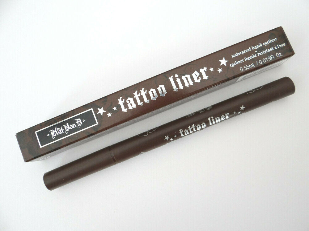 Kat Von D make a liquid eyeliner for your waterline and we put it to the test recommend
