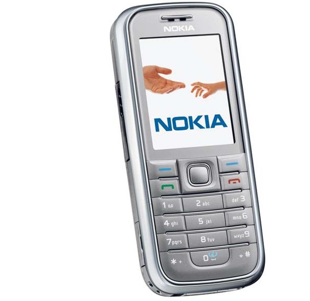 nokia 6233 classic black silver unlocked mobile phone free. Black Bedroom Furniture Sets. Home Design Ideas