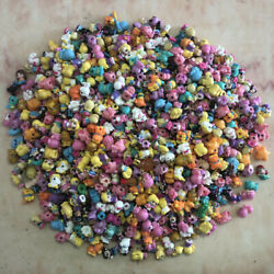 50Pcs Mixed SQUINKIES Toys Lot In Random With NO CONTAINERS For Children Gifts