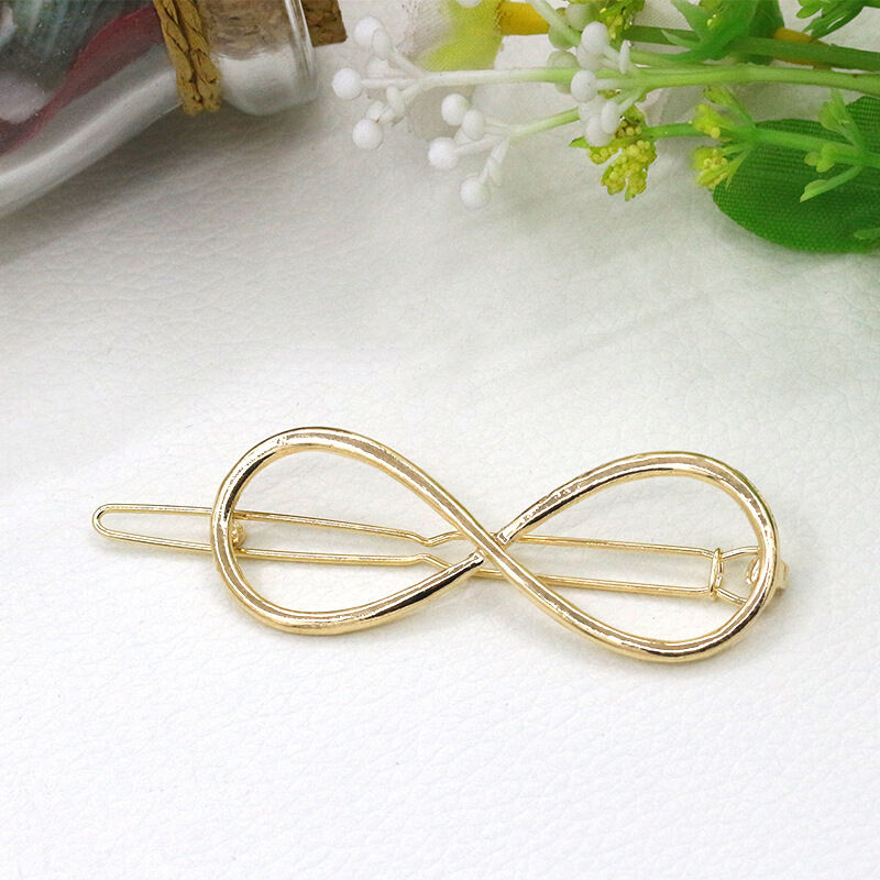 Simple Hair jewelry Women Hair Accessories Figures 8 ...