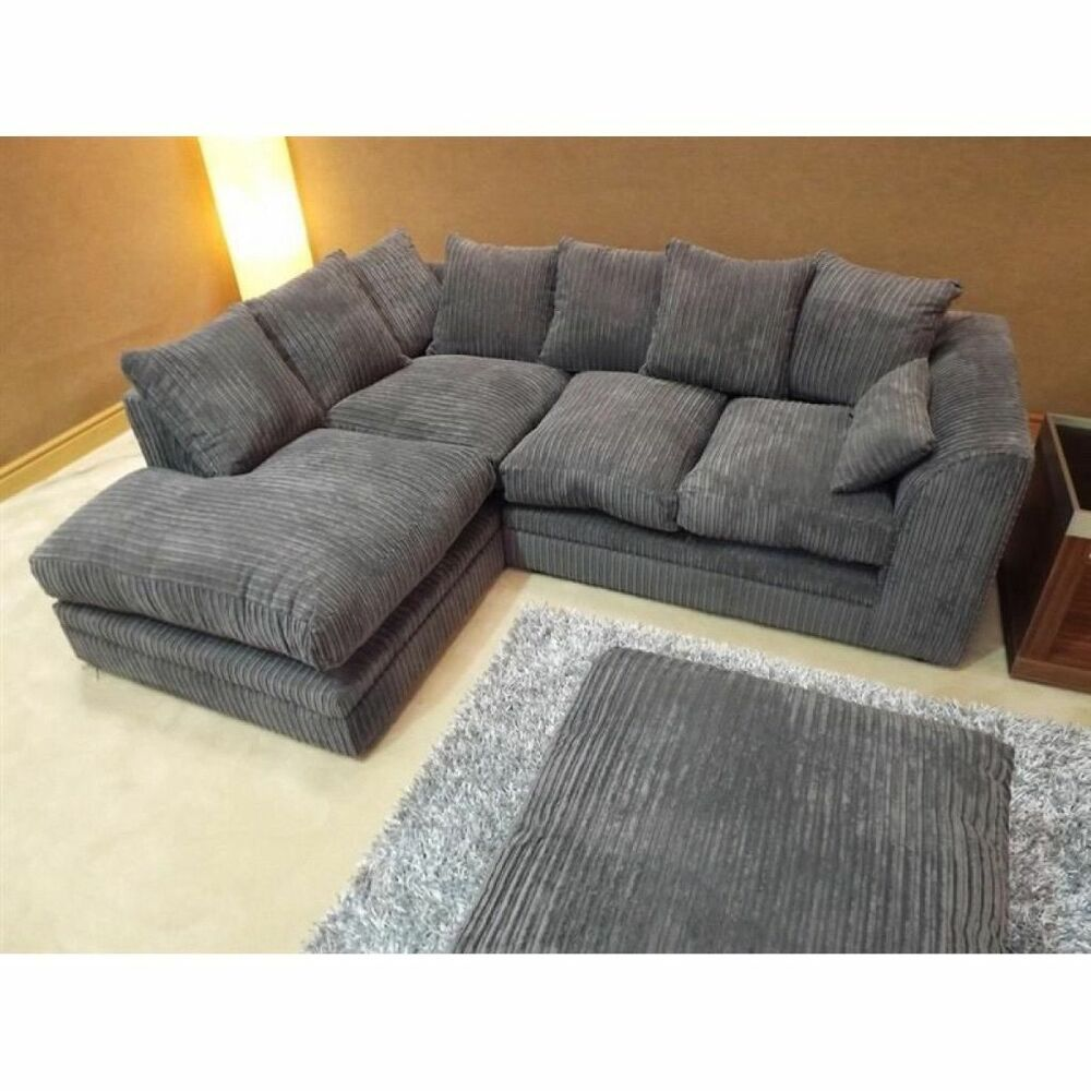 What Does Right Hand Corner Sofa Mean: Byron Corner Sofa Jumbo Cord Left Hand Or Right Hand