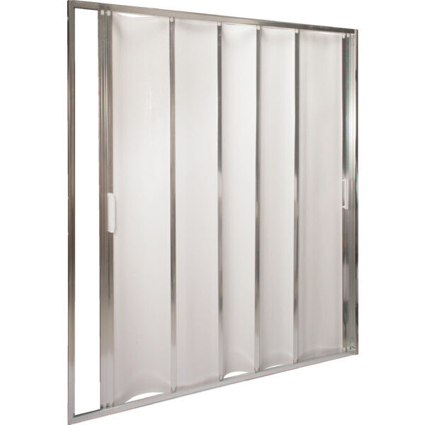 Shower Solutions Standard Duty Folding Accordion Shower