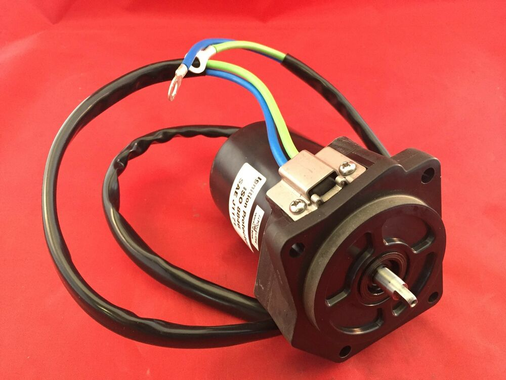 New Tilt Trim Motor For Yamaha Outboard F75tlr F90tjr