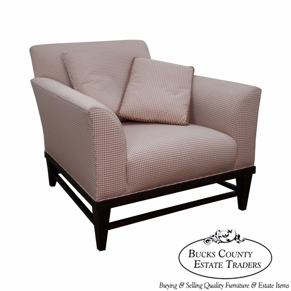 Baker Barbara Barry Collection Lounge Chair Ebay