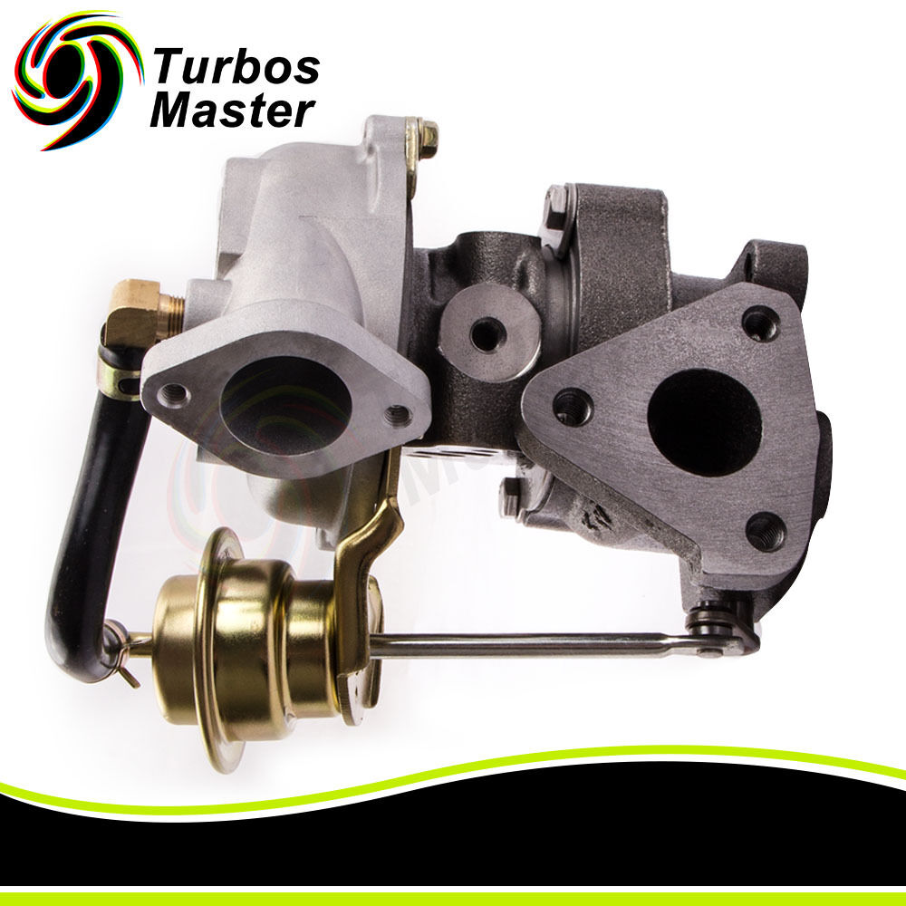Small Turbo For 1000cc Engine