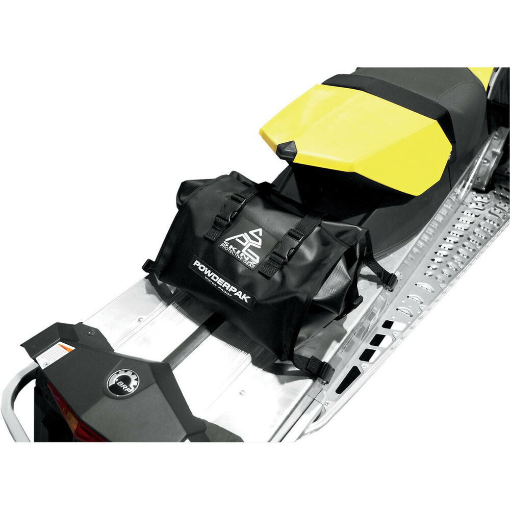 Skinz Waterproof Snowmobile Tunnel Bag Pak Polaris Ski Doo