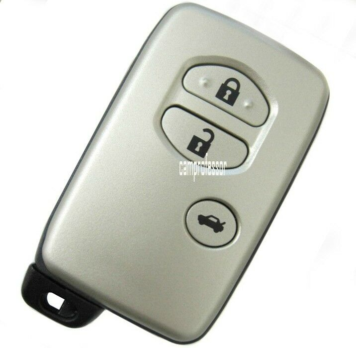 Smart Car Key Replacement >> New Uncut Smart Remote Key Shell Case Fob 3Button for ...