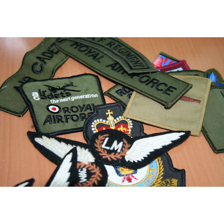 img-British Army/Navy/RAF Badges Insignia Patches