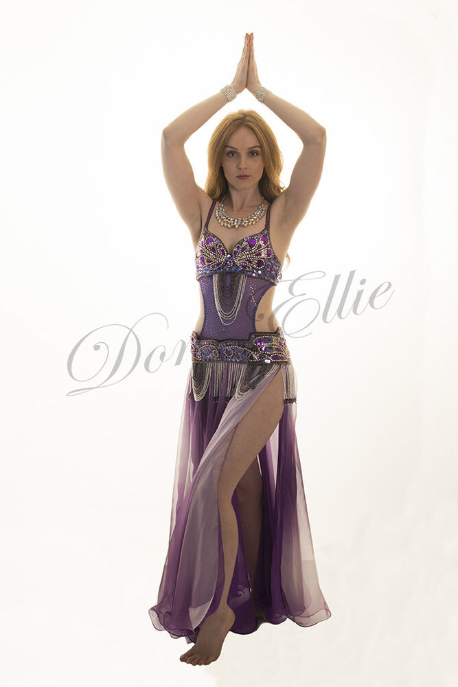 Belly Dance Cut-Out Costume Belly Body Stocking, Dance ...